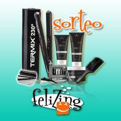 Sorteo de Productos de Peluquería por Felizing.com