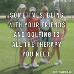golf humor For a female golfer to feel safe and capable throughout the course, she's going to have to get into ladies golf apparel and also have the right golfing equipment. A wide assortment of female golf Ladies Golf Clubs, Best Golf Clubs, Best Golf Courses, Girls Golf, Golf Sport, Golf 7, Play Golf, Mens Golf, Golf Humor