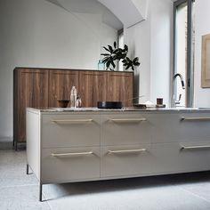 2. Une cuisine style factory