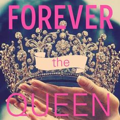 Queen's crown edit I made RLK [Thank you, my strawberry scented, precious fairy, @veronadoll <3]