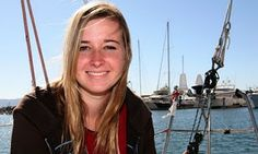 Sailing experts condemn family for allowing American girl to attempt a solo round-the-world voyage Wild Eyes, Kangaroo Island, Quote Of The Week, Best Rated, Stevie Wonder, 16 Year Old, Sunderland, Photojournalism, Cape Town