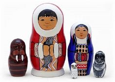 Eskimo Matryoshka