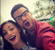 #TO The Originals Comic Con Tonkin(Hayley) & Daniel Gillies(Elijah)