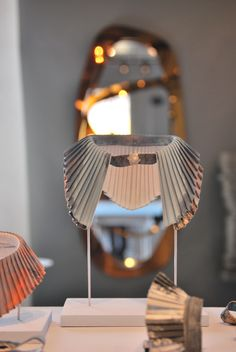 #designweek #fuorisalone #mdw15 #glass #mirror #gold #details