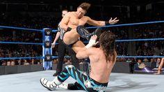 SmackDown 11/29/16: Dolph Ziggler & Kalisto vs. The Miz & Baron Corbin