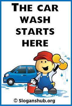 100 Unique Car Wash Slogans and Auto Detailing Slogans Fire Safety For Kids, Child Safety, Kid Car Wash, Car Wash Business, Car Wash Services, Vinyl For Cars, Business Slogans, 72 Hour Kits, Toddler Girl Outfits