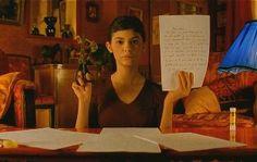 Filmes para assistir - um deles - O Fabuloso Destino de Amélie Poulain (Le Fabuleux Destin D'Amélie Poulain, Jean-Pierre Jeunet, França, Alemanha, 2001)