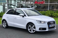 Buy a used AUDI A1 1.4 TFSI Sport 5dr #audi #a1 #carsforsale Sport 10, Hatchback Cars, Audi A1 Sportback, Used Audi, Thing 1, City Car, Audi Cars, Driving Test, Used Cars
