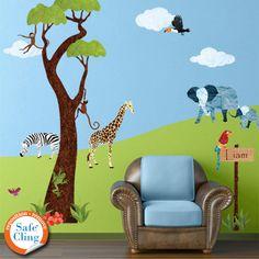 Jungle room image