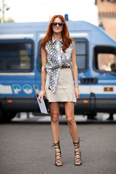 taylor tomasi hill in alaia laceup sandals