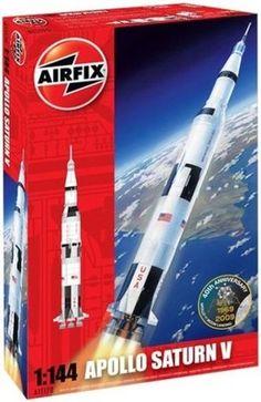 AIRFIX 11170 1:144 Apollo Saturn V