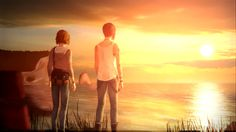 Life Is Strange: Max & Chloe before the storm