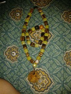 tagua, jade y ojo de tigre