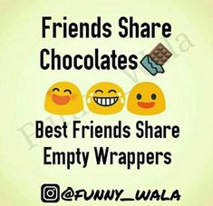 Friendship Quotes and Selection of Right Friends – Viral Gossip Best Friend Quotes Funny, Besties Quotes, Funny School Jokes, Some Funny Jokes, Funny Stuff, Jokes Quotes, Funny Quotes, Funny Memes, Funny Facts