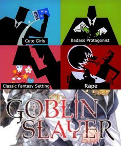 See more 'Goblin Slayer' images on Know Your Meme! Baguio, Goblin Slayer Meme, Humor Otaku, Monster Musume, Chibi, Ghibli Movies, Fantasy Setting, Anime Life, Anime Figures