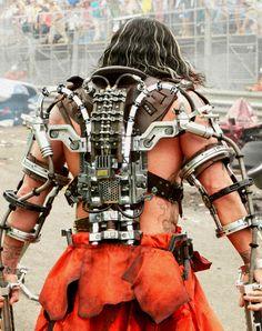 Whiplash, Ivan Vanko - Mickey Rourke in Iron Man 2