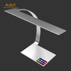 1.340X54mm super light emitting surface, close to the natural light with eye-protection; 2.Linear dimmer without stroboflash; 3.Lamp body is integrated without joint, elegant and simple;  4.Convenient and smart touch switch.