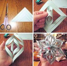 make very big!! { paper stars }