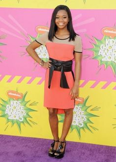 Gabby Douglas #modest #hottest #projectinspired