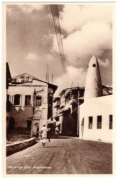 Part of Old Mombasa