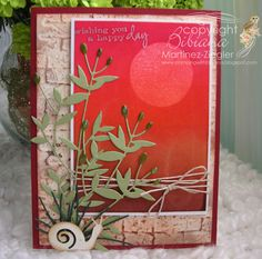 Tuscany front by Bibiana for Memory Box