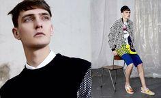 yannick abrath photos 001 Yannick Abrath Sports Key Spring Menswear for Oki ni