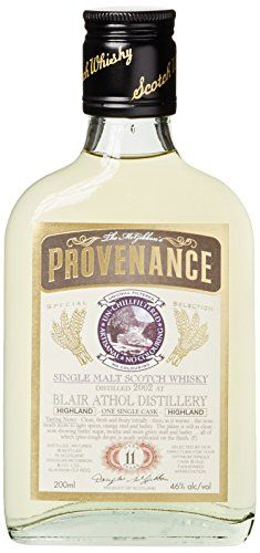 Blair Athol Provenance McGibbon Special Selection 11 Years Old mit Geschenkverpackung Whisky (1 x 0.2 l)