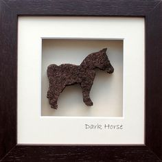 Horse - Bog Buddies really are Irish Gifts from Ireland. They are handmade with love from years old pure Irish bog in Athlone, the heart of Ireland. Dark Horse, Xmas Gifts, Unique Gifts, Shops, Horses, Pure Products, Cool Stuff, Frame, Fun