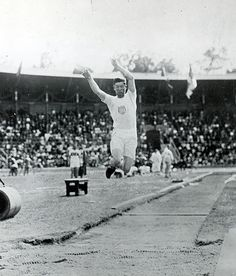 Jim Thorpe- American athlete of both Native American and European ancestry. One of the most versatile athletes of modern sports, he won Olympic gold medals for the 1912 pentathlon and decathlon, played American football (collegiate and professional), and also played professional baseball and basketball.  In 1983, 30 years after his death, the International Olympic Committee (IOC) restored his Olympic Medals