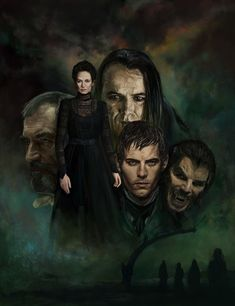 'Penny Dreadful' ('Famous Monsters of FilmLand' #279 Cover Art) by Simon Thorpe