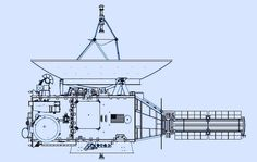 new horizons detailed technical drawings - Google Search
