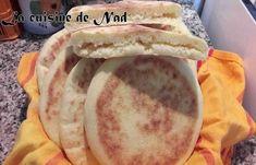 Pain à la Poêle (Batbout) - Cuisine de Nadiane Beignets, Breakfast, Ethnic Recipes, Pains, Ramadan, Simple, Oriental, Cooking Recipes, Drinks