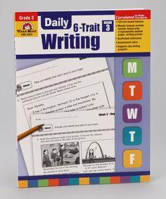 Teacher's Edition Daily Six-Trait Writing Workbook