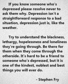 Depression Hurts (Depressing Quotes) 0082 4