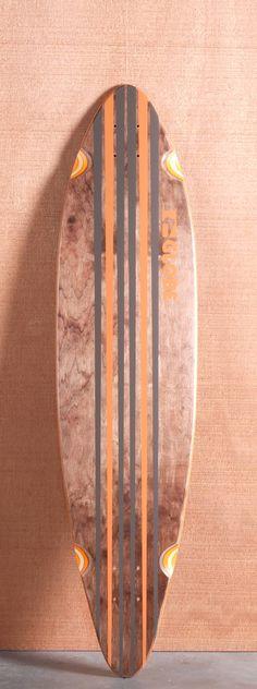 Shop high quality longboard brands like Arbor, Landyachtz, and Sector 9 with manufacturer certified original components. Longboard Design, Longboard Decks, Surf Boards, Longboarding, Skateboards, Globe, Surfing, Orange, The Originals