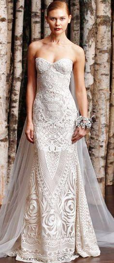 Naeem Khan 2015 ~Latest Trendy Luxurious Women's Fashion - Haute Couture - dresses, jackets, bags, jewellery, shoes