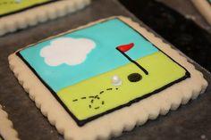 golf --- how cute are the little golf balls?!!