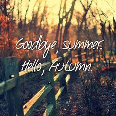Live, Life and Dream: Waarom het leuk is dat de zomer voorbij is...