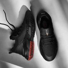 Running Shoes For Men Summer Sneakers Breathable Mesh Outdoor Sport Shoes Men Increase Black Upper Lace Up Male Shoes Basket Sport, Summer Sneakers, Sneakers Mode, Air Force One Noir, Blade Shoes, Men's Shoes, Shoes Sneakers, Shoes Men, 350 Boost
