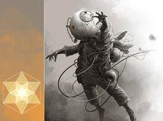 Derek Stenning Illustrator :: Concept Artist