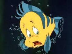 Flounder La sirenita