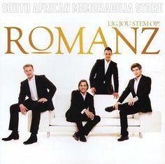 ROMANZ - Lig Jou Stem Op - South African Classical Gospel CD CDSEL0019 *New* New South, Gospel Music, African, Movies, Films, Film Books, Movie