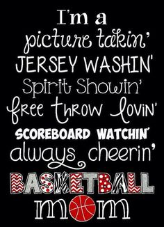 46 Ideas Basket Ball Mom Quotes Mothers Life For 2019 Basketball Mom Shirts, Basketball Season, Basketball Quotes, Football And Basketball, Street Basketball, Basketball Drills, Baseball Mom, Sports Shirts, Soccer Ball