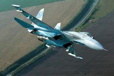 Минобороны прокомментировало сообщение о нарушении Су-27 границы Финляндии - Lenta.ru