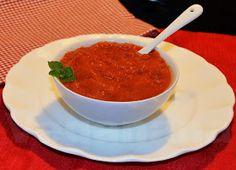Ketchup Orgânico Caseiro