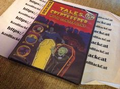 NEW-SEALED-Tales-from-the-Cryptkeeper-Myth-Conceptions-DVD-2013 #ebay #dvd #cartoon #talesfromthecryptkeeper #kenblackcat