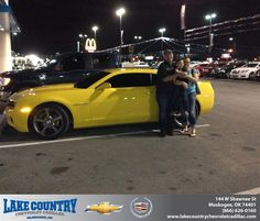#HappyBirthday to Toni Young from Kim Folkner at Lake Country Chevrolet Cadillac!