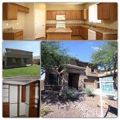 Today's featured rental home is a gorgeous home in North Peoria located in the Sonoran Mountain Community, North of Jomax on 67th Ave/Pyramid Peak Parkway. This wonderful two-story home offers a beautiful kitchen, 4bed/2.5bath, a huge upstairs loft/bonus room, and an amazing master walk-in closet with dark wood built-ins! For more information go to http://www.frontporchrentals.com/rental-homes-in-glendale-arizona-2/6822-west-morning-vista-drive