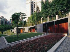 cui zhu garden Dstudio estudio paisajismo  http://dstudio.es/blog/jardines-del-mundo-cui-zhu-jade-bamboo-culture-plaza-china
