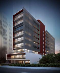 AUM Arquitetos | COMERCIAL REBOUÇAS Mais